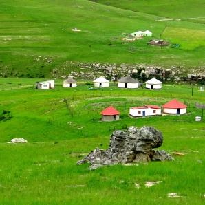 amaQwathi homesteads