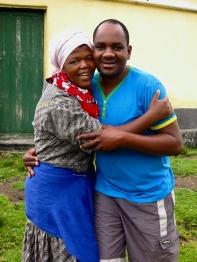 28 -- Mthandeni and Wendy Mcwakase