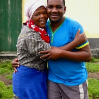 28 -- Mthandeni and Wendy Mcwakase